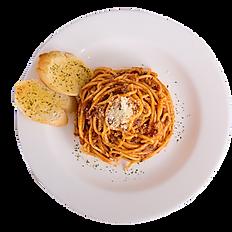 Beef Bolognese Spaghetti