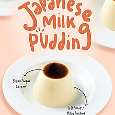Japanese Milk Pudding