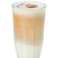 Iced Latte or Cappuccino