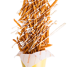 Sticky Barbecue Fries
