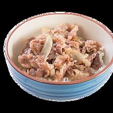 Gyudon Beef Rice Bowl