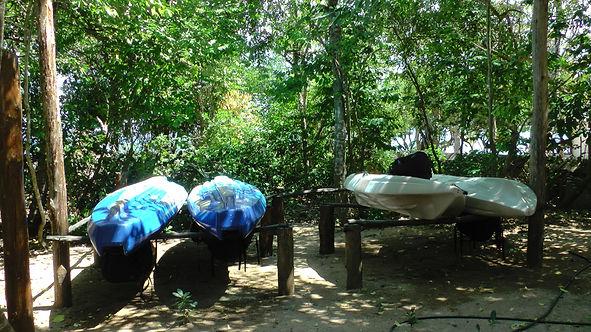 zanzibar hotel resort beach kayak