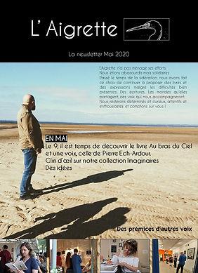 newsletter l'Aigrette