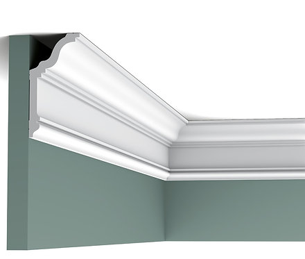 coving for wall and ceiling