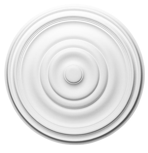 R09 PLAIN CEILING ROSE 485mm (1 pack)