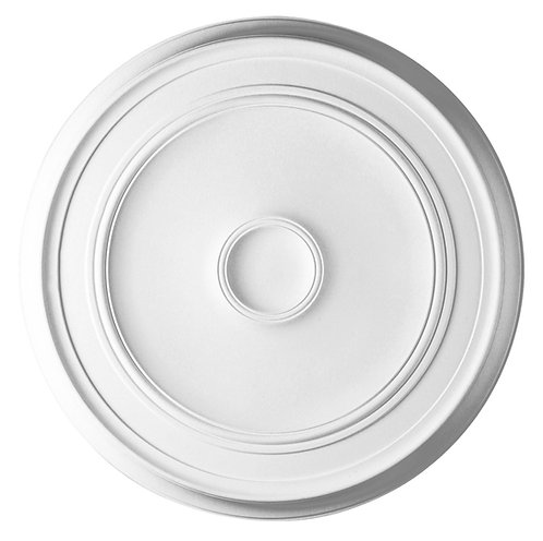R76 PLAIN CEILING ROSE 620mm (1 pack)