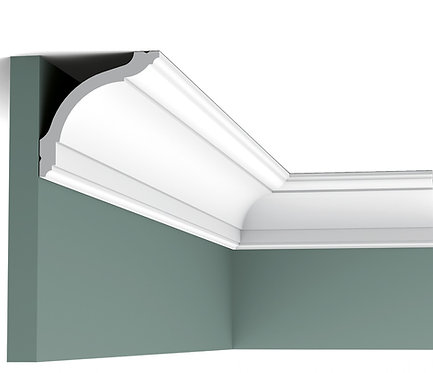 coving for london swan neck