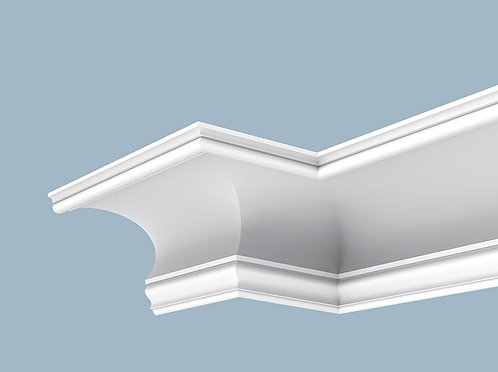 Regal Swan Neck Exterior Cornice