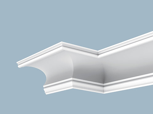The Coved Swan Exterior Cornice