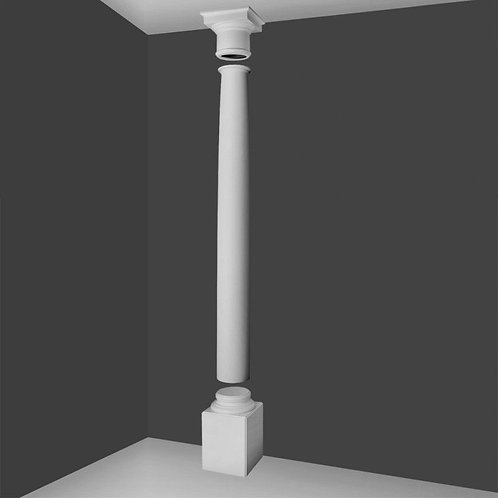 Full Column Tuscan With Doric Top 289cm