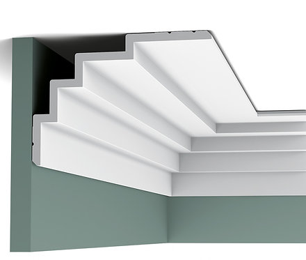 C393 LARGE FIVE STEP COVING 2m
