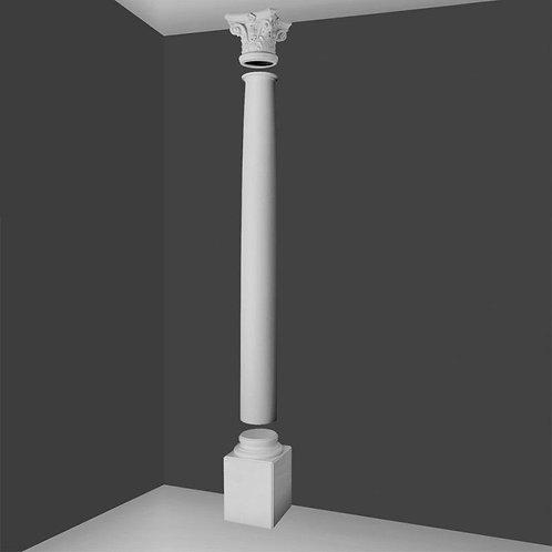 Full Column With Corinthian Top 289cm