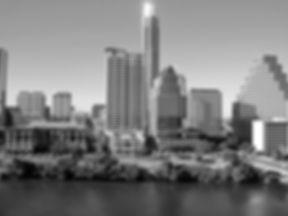 Austin Texas Downtown View