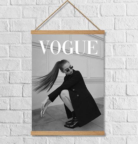 Cuadro Personalizado Vogue