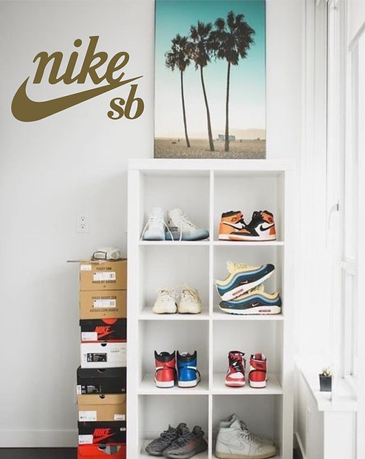 "Vinilo decorativo ""Nike"""
