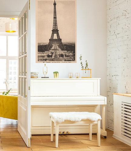 """Vinilo impreso """"Eiffel"""""""