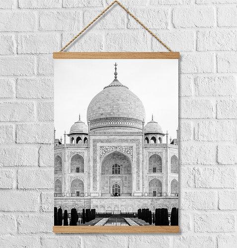"""Cuadro Lienzo """"Taj Mahal"""""""