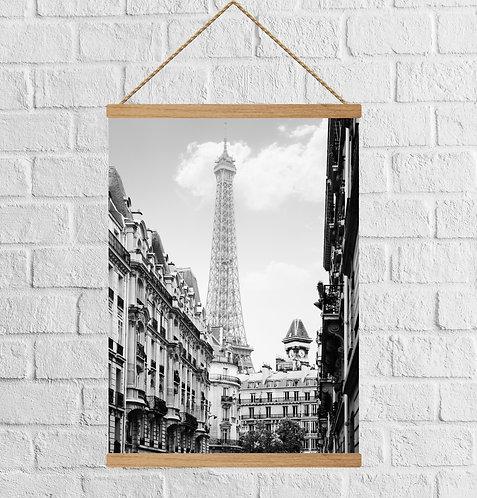 """Cuadro Lienzo """"Eiffel"""""""