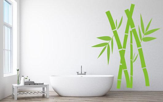 "Vinilo decorativo ""bambú"""