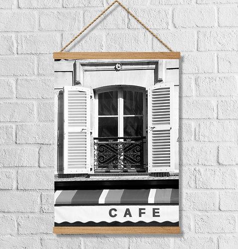 "Cuadro Lienzo ""cafe"""