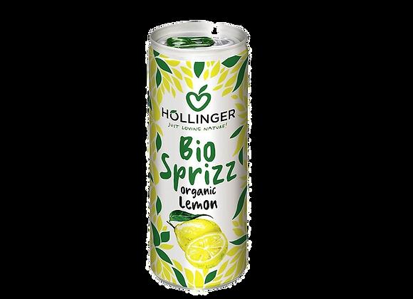 Refresco de limón natural