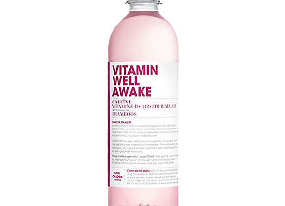 VItamin well - Agua vitaminada