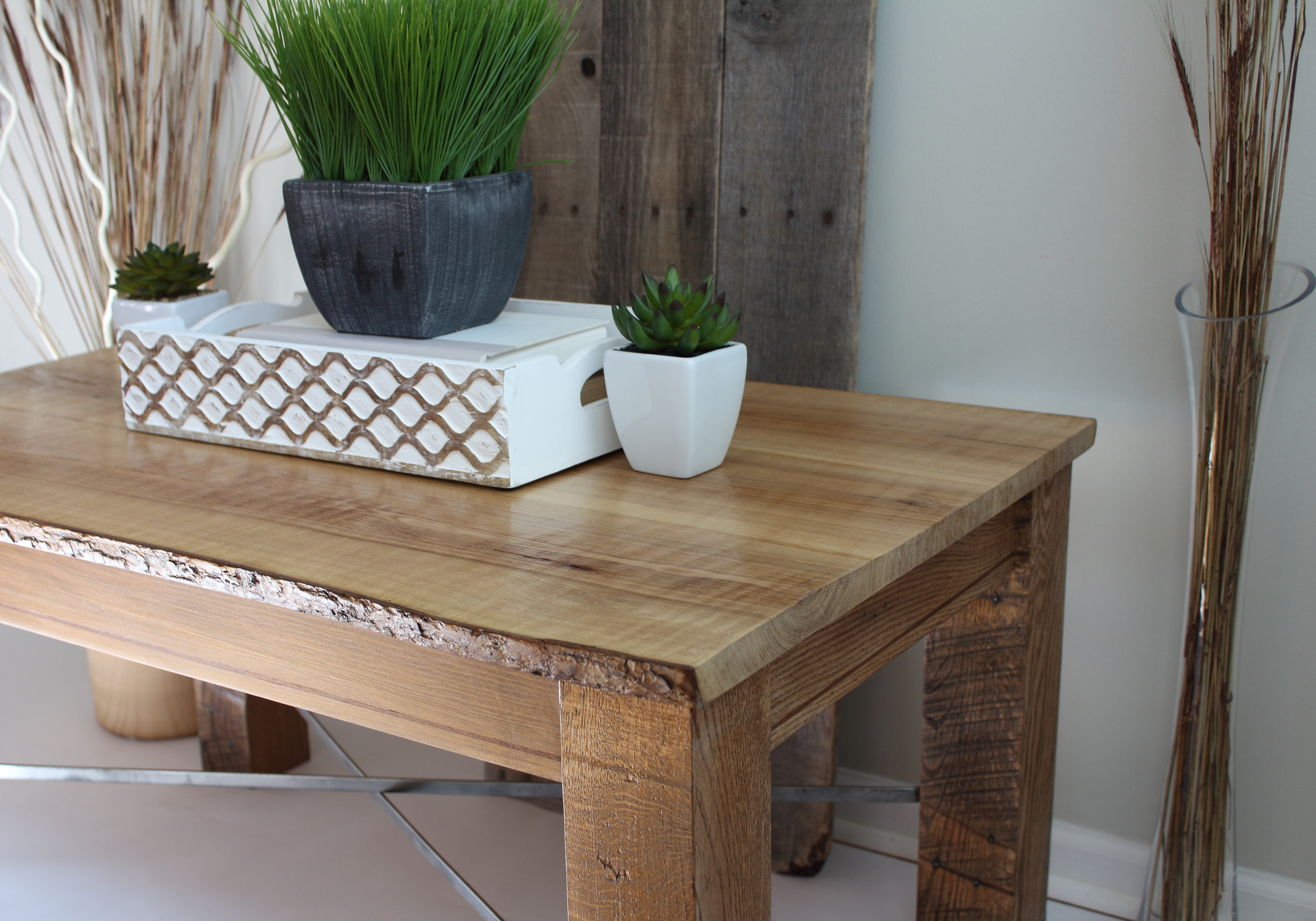 The Wood Garage LLC Reclaimed Barnwood Furniture