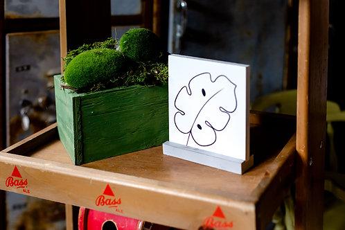 Mini Botanical and Succulent Tiles