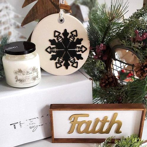 Gold Faith Gift Bundle