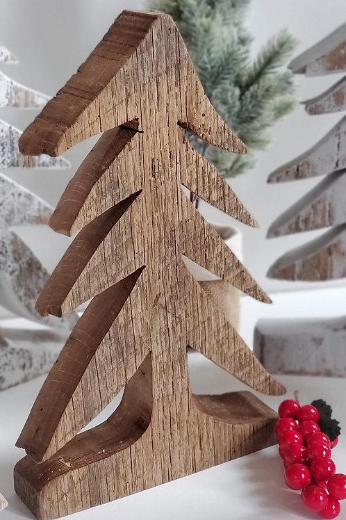Chunky Barnwood Christmas Trees