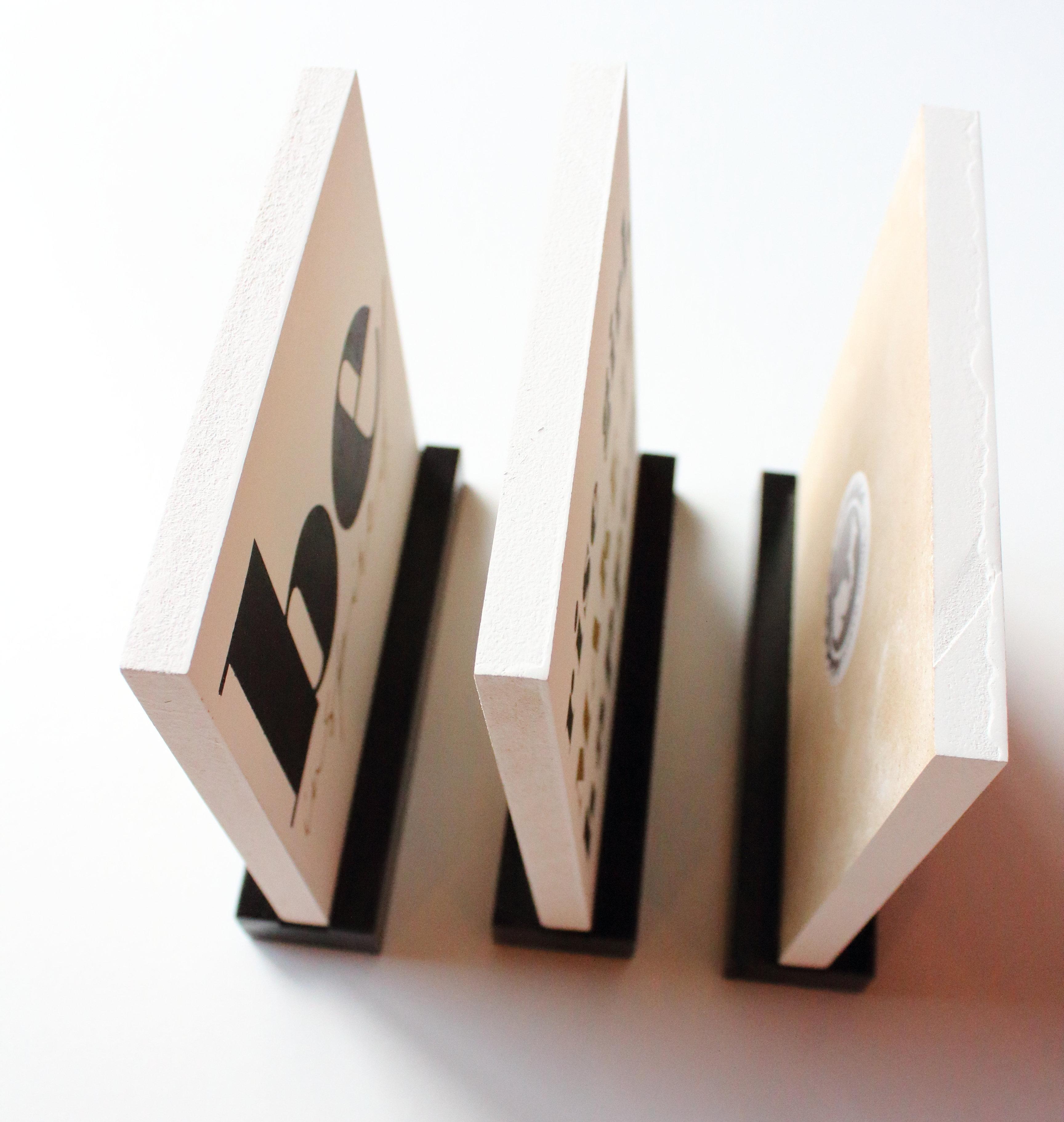 6x6 Mini Desktop Signs The Wood Garage