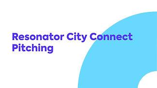 """Стартъп инициатива на Resonator City Connect, която се организира от екипа на Resonator Co-Innovation Hub в партньорство с редица международни компании като Microsoft и Arrow и под патронажа на """"Иновативна София"""" (https://innovativesofia.bg/).  Събитието цели да подкрепи стартъпи, които могат да предложат иновативни градски решения в някои от приоритетните за София теми, сред които и заложените в Стратегията за дигитална трансформация на София приоритети. Инициативата ще предостави на иновативните предприемачи менторство, споделяне на добри практики, експертиза и възможност за по-бързо развитие, достъп до нови пазари, финансиране и нови възможности за техните проекти.  До 15 юли 2021 г. (включително) е отворена покана за кандидатстване за иновативни проекти.   Повече информация може да намерите тук - https://www.rsntr.com/event/resonator-city-connect-pitching-2"""