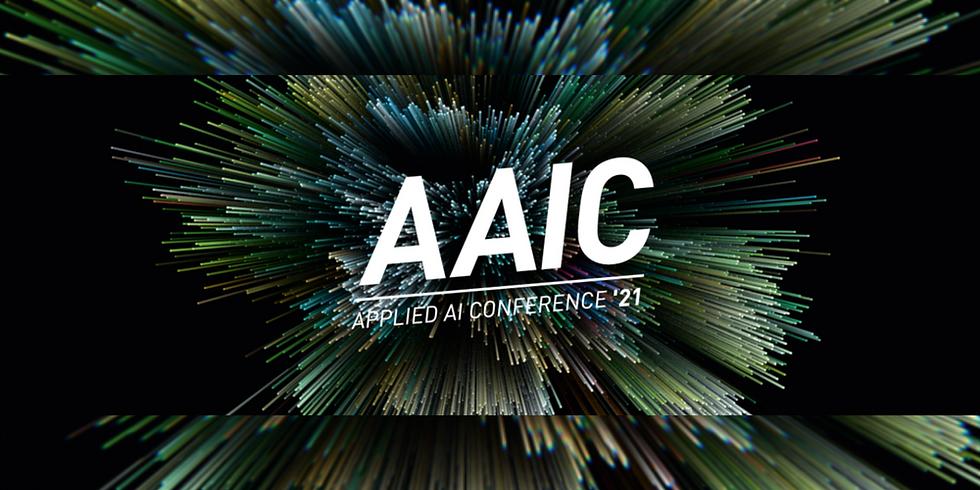 Виртуални двустранни срещи (B2B) по време на Applied Artificial Intelligence Conference 2021