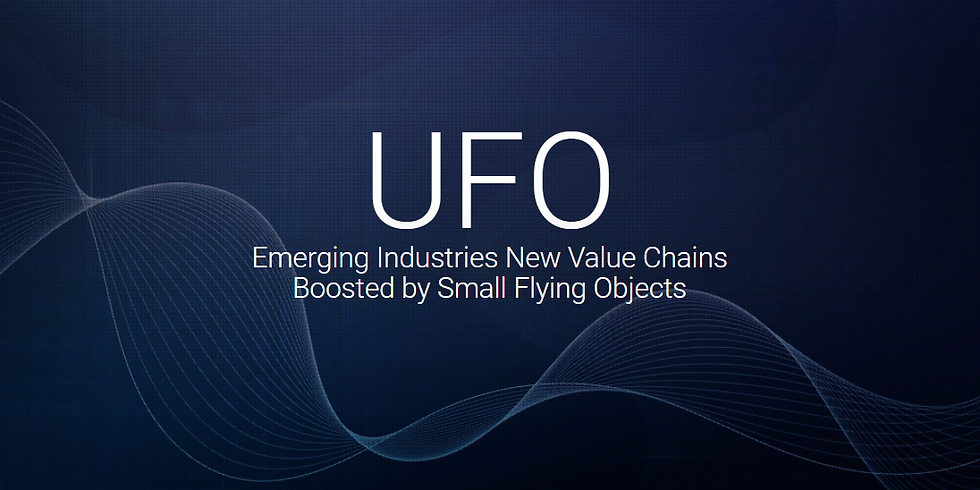 UFO (Smallsats, Drones and HAPS) Open Call matchmaking event and B2B sessions
