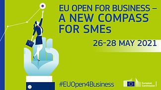 """Работите ли в МСП? Имате ли нужда от подкрепа, за да постигнете устойчивост и растеж след пандемията? Присъединете се към онлайн безплатните събития и разберете какво предлага ЕС, за да Ви подкрепи.   Европейските МСП са изправени пред редица предизвикателства при развитието и преминаването към цифров и по-устойчив бизнес. Те също така трябва да се справят с икономическото въздействие от пандемията, предизвикана от COVID-19. Поради тази причина ЕК организира """"EU Open for Business - новият компас за МСП"""" - информационни сесии, които ще предоставят практически съвети относно полезни програми и инструменти, които могат да помогнат на МСП да се справят  с набелязаните предизвикателства.  По време на събитието участниците ще разберат повече не само за стратегия за МСП за устойчива и цифрова Европа, но също така ще получат практически съвети за:  • Бизнес в единния пазар на ЕС, • Финансова подкрепа за МСП, • Интелектуалната собственост и как да я защитим, • Програмата Еразъм за млади предприемачи, • Достъп до нови пазари в ЕС и извън него, • Инициативата CASSINI и как МСП могат да използват космически данни.  Официалният език ще бъде английски, като ще бъде осигурен превод на френски, немски, испански, италиански, полски и португалски. Събитието ще се проведе в уеб-базираната платформа Interactio. Регистрираните участници ще получат връзки към сесиите, които са избрали.  За програма на сесиите, за  повече информация и за регистрация, моля последвайте линка - https://ec.europa.eu/info/events/eu-open-business-new-compass-smes-2021-may-26_en  Регистрацията ще остане отворена до 25 май (16ч. CET)."""