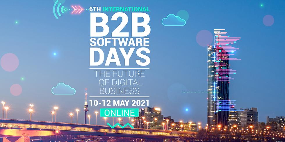 Виртуални двустранни срещи (B2B) по време на  Software Days – The Future of Digital Business