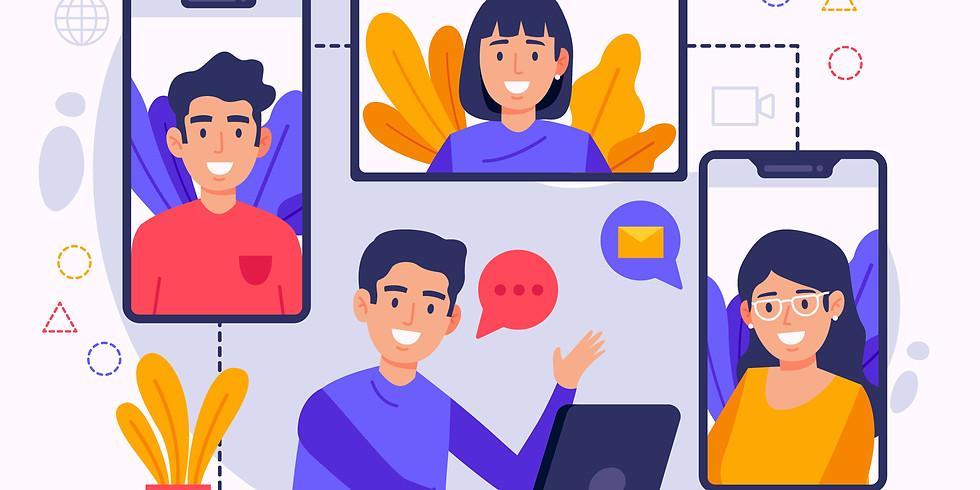 """Уебинар """"Как да извлечем максимума от виртуални международни бизнес срещи"""""""