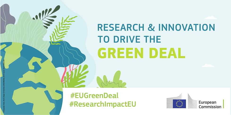 Уебинар за предстоящия European Green Deal call