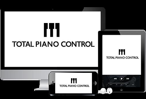 Total Piano Control Kurs: fortgeschrittene Klavierübungen