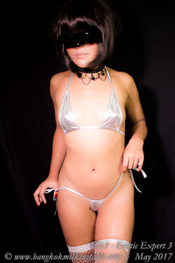 Erotic Expert 3 - string bikini - Bangkok Escort Massage Milking 0517-5