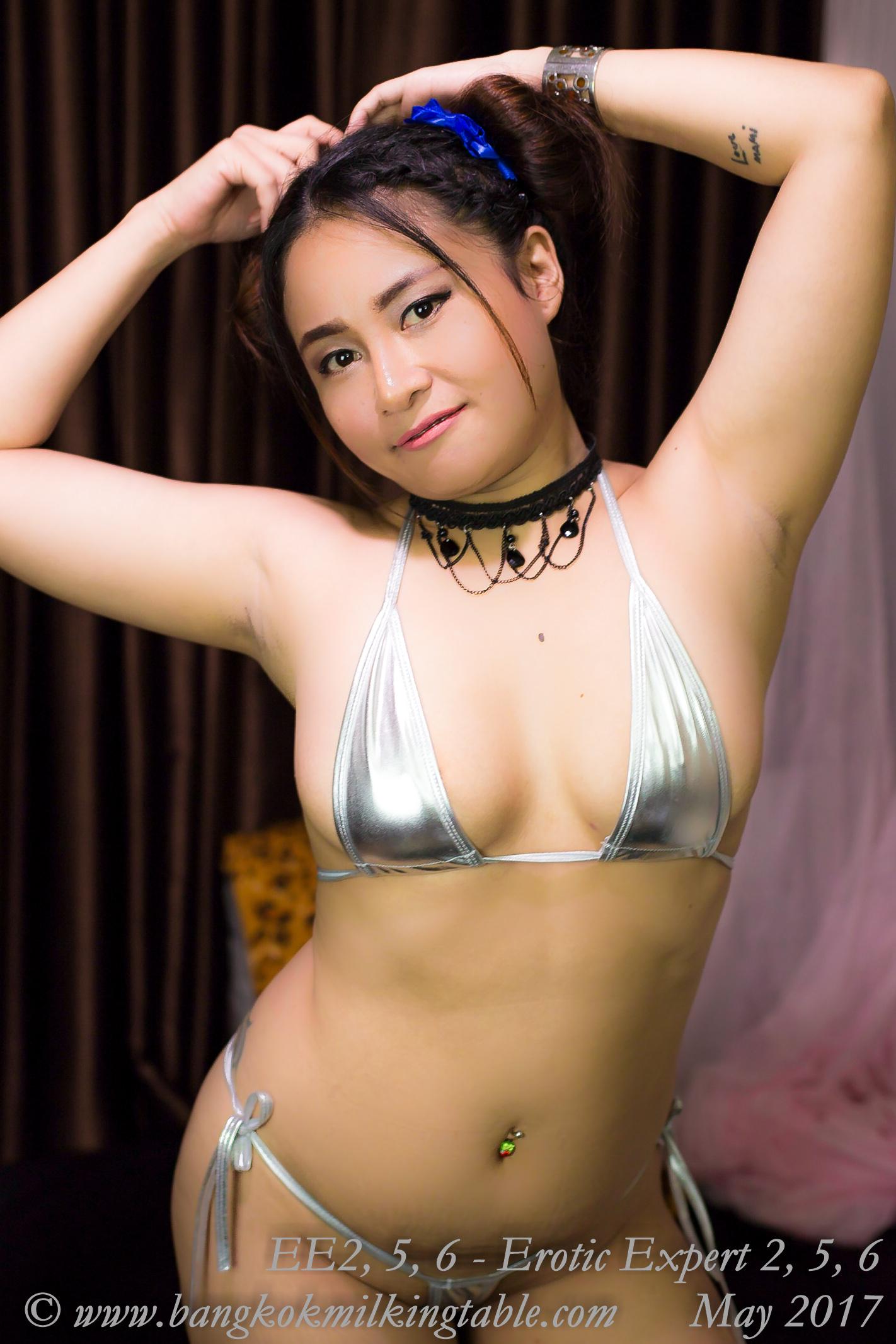 Erotic Expert 2, 5, 6 - string bikini - Bangkok Escort Massage Milking 0517-19