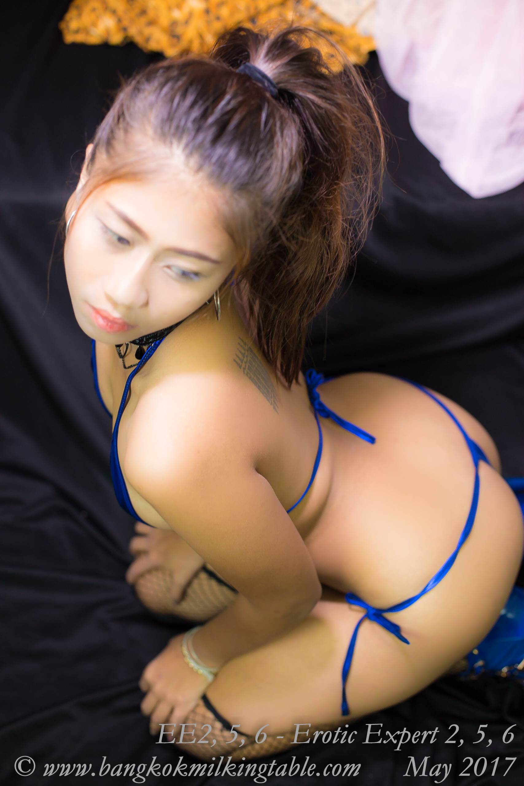 Erotic Expert 2, 5, 6 - string bikini - Bangkok Escort Massage Milking 0517-81