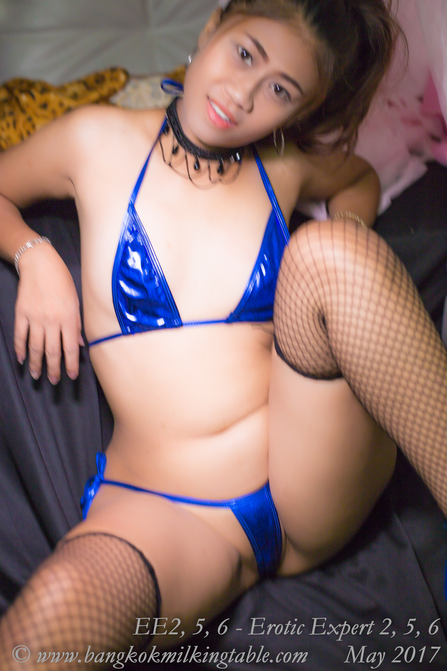 Erotic Expert 2, 5, 6 - string bikini - Bangkok Escort Massage Milking 0517-88