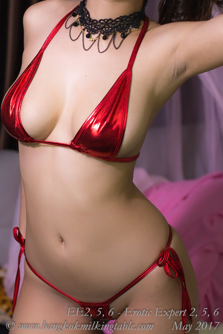 Erotic Expert 2, 5, 6 - string bikini - Bangkok Escort Massage Milking 0517-31
