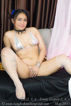 Erotic Expert 2, 5, 6 - string bikini - Bangkok Escort Massage Milking 0517-21