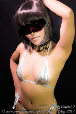 Erotic Expert 3 - string bikini - Bangkok Escort Massage Milking 0517-2