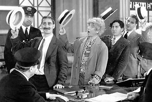 The Marx Brothers, Groucho, Harpo, Chico