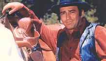 James Drury as The Virginian - provided