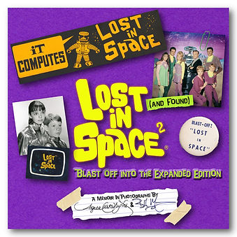 Lost (and Found) in Space 2.  Front Cover. Provided by publisher.jpg