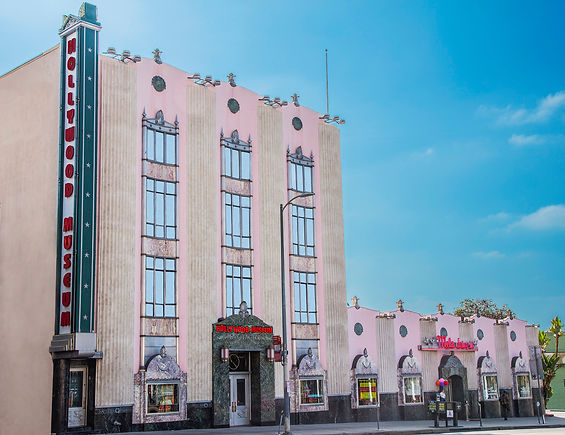 3. The Hollywood Museum in the historic Max Factor Building - provided by the Hollywood Mu